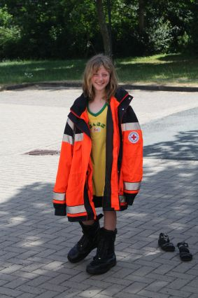 Rettungssanitäter kleidung  DRK Ottersberg | Presse